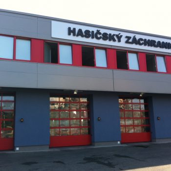 Hasičský sbor - Praha Chodov