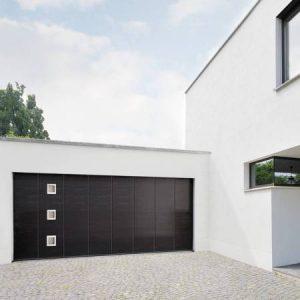boční garážové dveře