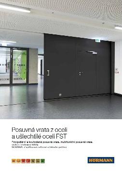 protipozarní vrata katalog