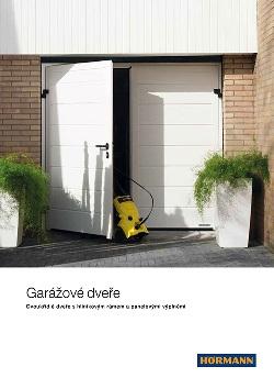 garážove dveře katalog