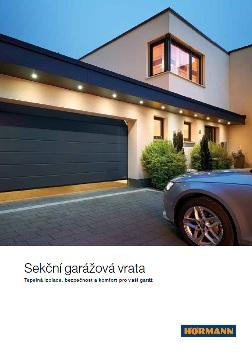 katalog sekční garazova vrata